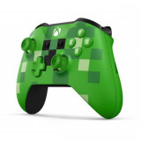 Controller Wireless MICROSOFT Xbox One S, Minecraft Creeper Edition SH