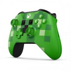 Controller Wireless MICROSOFT Xbox One S, Minecraft Creeper Edition SH