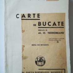 Carte de bucate - Sanda Marin, editia XIII revazuta, editura Cartea Romaneasca