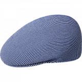 Basca Kangol Stripe 504 Albastru (Masura: S,M,L,XL) - Cod 183543