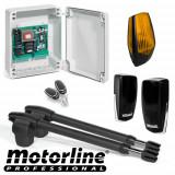 Cumpara ieftin Kit automatizare poarta batanta 2x2.5m -MOTORLINE, LINCE300-KIT
