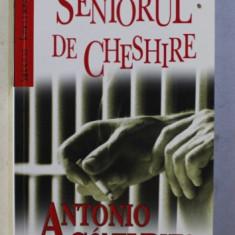 SENIORUL DE CHESHIRE de ANTONIO GOMEZ RUFO , 2008
