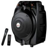 Boxa activa portabila Akai SS022A-X6 30W Bluetooth Microfon Negru