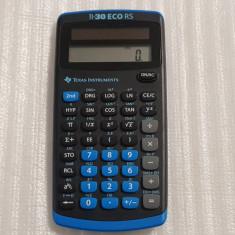 Calculator de birou stiintific Texas Instruments TI-30 ECO RS - poze reale