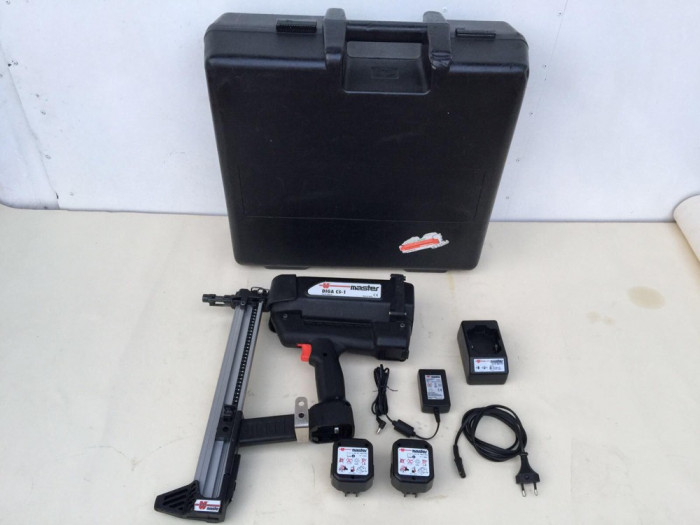 Pistol de Puscat Cuie WURTH DIAG CS-1 Fabricatie 2015
