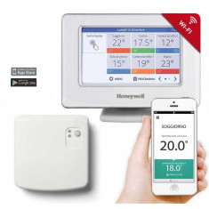 Termostat Smart wireless 12 zone Honeywell cu Garantie 2 ani