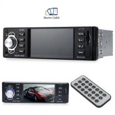 Casetofon Player auto 1DIN, VIDEO, Bluetooth, Card, ISO, USB Nou