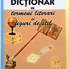 DICTIONAR DE TERMENI LITERARI SI FIGURI DE STIL de MARINA ROBANESCU , 2010