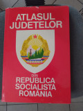Atlasul judetelor RSR