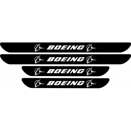 Set protectie praguri Boeing
