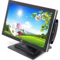 Sistem POS (Calculator Dell 7010 Desktop USFF si Monitor Elo Touchscreen ET1919L), Display 19inch Touchscreen, Intel Core i3 Gen 3 3220 3.3 GHz, 4 GB