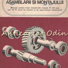 Tehnologia Asamblarii Si Montajului - I. Gheorghe, M. Voici, I.
