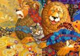 Puzzle Bluebird - Galchutt David: Leonine Tapestry 1.000 piese (70091)