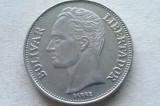 MONEDA 2 BOLIVARES 1989-VENEZUELA