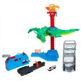 Cumpara ieftin Hot Wheels Set De Joaca Atacul Dragonului, Mattel