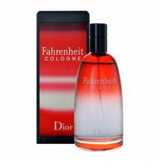 Apa de colonie Christian Dior Fahrenheit Cologne, 125 ml, Pentru Barbati