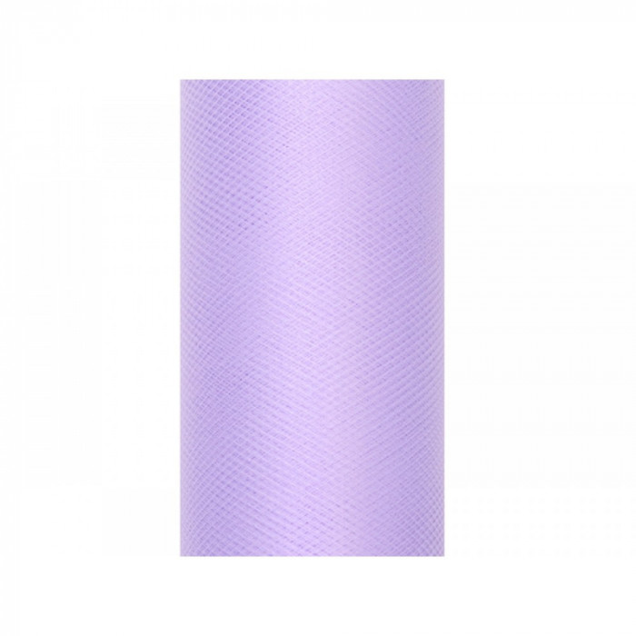 Tulle lila 0,3 x 9m