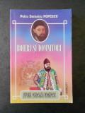PETRU DEMETRU POPESCU - BOIERI SI DOMNITORI