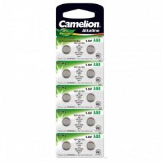 Baterii Camelion AG8 LR1120 1.5V 10 Baterii /Set