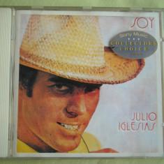 JULIO IGLESIAS - Soy...Julio Iglesias - C D Original ca NOU, CD