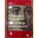 Pride and Prejudice / Mandrie si prejudecata (lipsa CD), Jane Austen