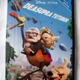 DEASUPRA TUTUROR (UP) [2009] (DISNEY/PIXAR ORIGINAL, SIGILAT, ROMÂNĂ), DVD, Romana