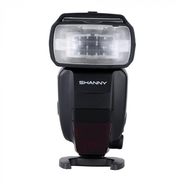 Shanny SN910+ Blitz Nikon i-TTL, wireless optic, HSS