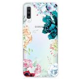 Cumpara ieftin Husa Samsung Galaxy A50 model Flower Garden, Antisoc, Viceversa