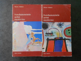 WERNER HOFMANN - FUNDAMENTELE ARTEI MODERNE 2 volume