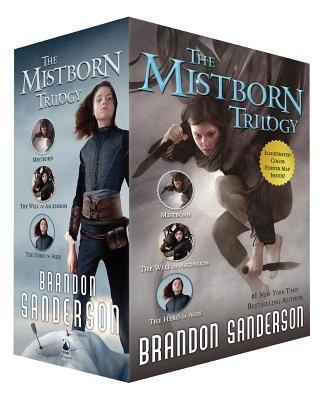 Mistborn Trilogy Tpb Boxed Set foto
