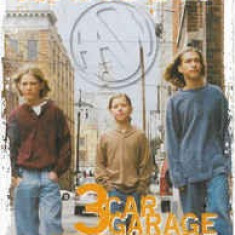 Caseta Hanson ‎– 3 Car Garage: The Indie Recordings '95-'96, originala