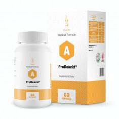 DuoLife ProDeacid ® – Reface echilibrul acido- bazic și elimină toxinele din organism.