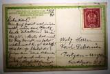P.009 WWI ROTES KREUZ CRUCEA ROSIE 1918