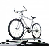 Suport auto pentru bicicleta Fabbri Mazzini Bici 2000 ALU, prindere pe barele transversale