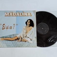 Madalina Manole - Ei si ce? -  disc vinil ( vinyl , LP )