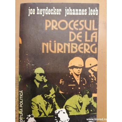 Procesul de la Nurenberg foto