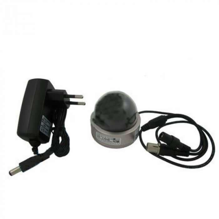 Camera supraveghere JK608 mini, camera SHARP 1/3 inch color CCD