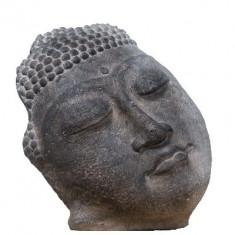 Statuetă Resting Buddha Face, M