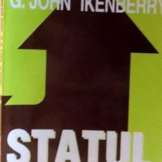 STATUL , 1998 ,JOHN A. HALL , G. JOHN IKENBERRY