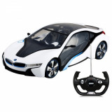 Masina cu telecomanda Rastar BMW I8 1:14, Alb