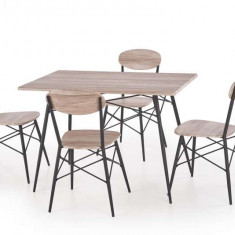 Set de masă cu scaune KABIR