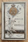 Carte Poezii Regina Elisabeta - semnaturi facsimil