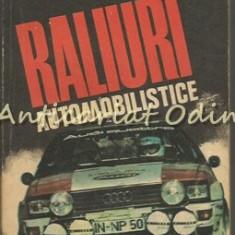 Raliuri Automobilistice - Dumitru Lazar