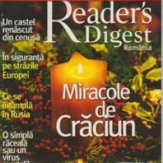 Readers Digest, Decembrie 2006