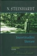 Opere, vol. 8 -Incertitudini literare foto