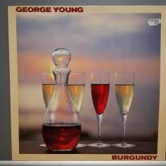 George Young – Burgundy (1987/Bellaphone/RFG) - Vinil/Jazz/Impecabil