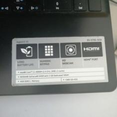 Laptop Acer aspire e15