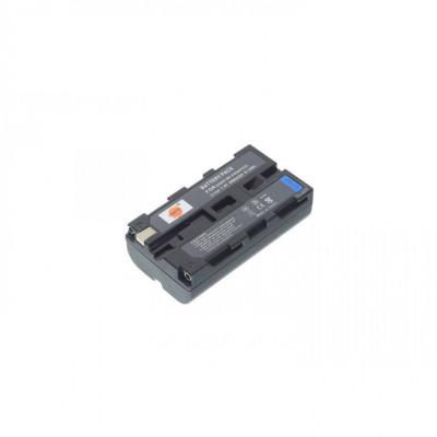 Acumulator DSTE NP-F550 F330 F570 F930 F950 F960 F970 2900mAh replace SONY foto