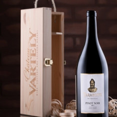Taraboste Pinot Noir 2012 Magnum 1,5 L - Chateau Vartely - Republica Moldova, Rosu, Sec, Romania