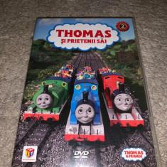 DVD Desene animate - Thomas si prietenii sai 2